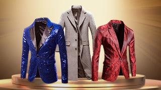 Pánské bundy a kabáty nadměrný...