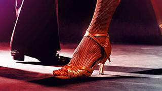 You're So Graceful !Latin Shoe...