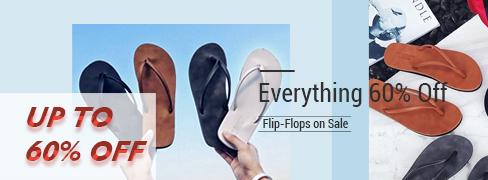 Tøfler og flip-flops til damer
