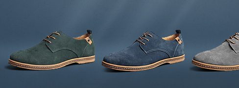 Men's Formal & Casual Oxfords Strongly Rec...