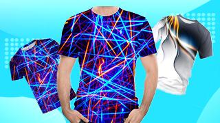 プラスサイズ:メンズTシャツ