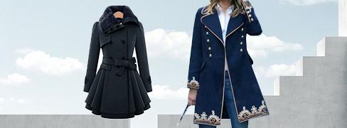 Plus-size Women's Outerwear