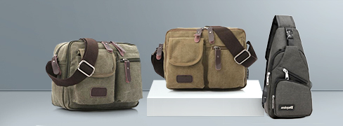 Selected Men's Bags in Summer