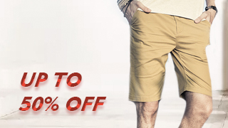 Men's Pants & Shorts Super Sal...