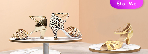 Shall We® Designer Latin&Modern Shoes Reco...