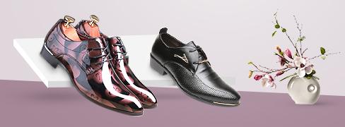 Oxford-sko til herrer
