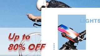 Luzes & Refletores para Bicicl...