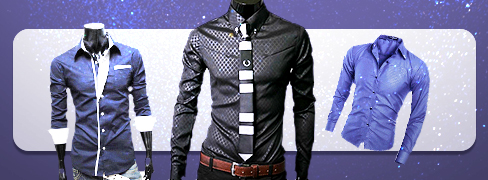 Right Now!Men's Shirts Special Offers