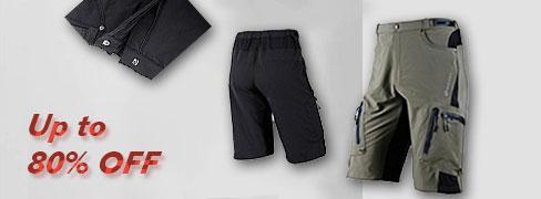 Cycling Pants, Shorts, Tights Summer Sale