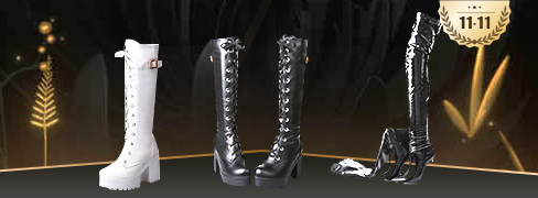 11.11 - Women's Boots Top Seller