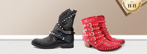11.11 - Women's Boots Best Seller