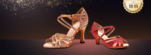 11.11 - ✨Princess's Diamond Dancing Shoes