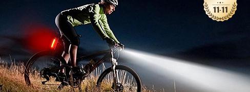 Brand Bike Lights & Reflectors