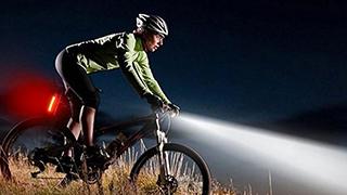 Světla na kola