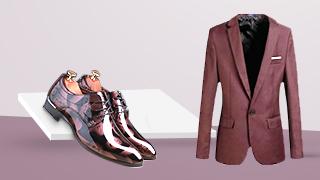 Men's Suits & Oxfords Best Sal...