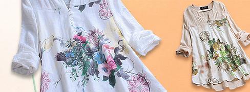 Ženske ljetne majice