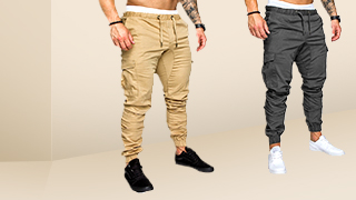 Men's Autumn Pants Best Sale