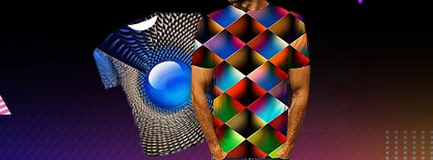 3D print muške majice