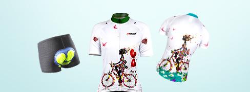 Stilige sykkelklær
