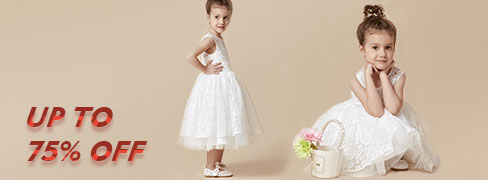 Cute Flower Girl Dresses Super Sale