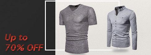 Abbigliamento maschile alla moda
