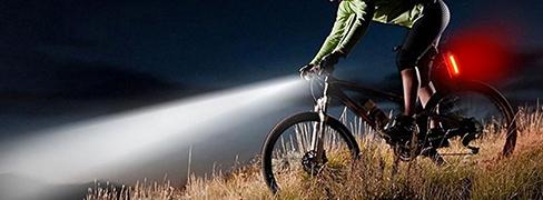 Sykkellys og reflekser