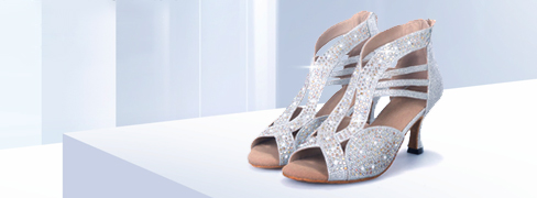 Stylish Latin Shoes New Arrivals