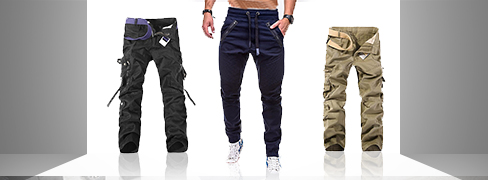 Fashionable Casual Pants For Autumn