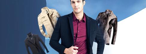 Men's Jackets Great Deals