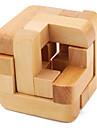 Magic Cube IQ-kub Trä Alien Mjuk hastighetskub Magiska kuber Pusselkub professionell nivå Hastighet Klassisk & Tidlös Barn Vuxna Leksaker Pojkar Flickor Present