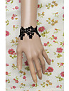 handgjorda svart spets Sweet Lolita armband
