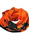 Håller värmen / Snabb tork / Vindtät - Neck Damasker / Snusnäsdukar (Orange) - till Cykling