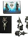 Smycken Inspirerad av Final Fantasy Cloud Strife Animé / Videospel Cosplay-tillbehör Ring Legering Herr Halloweenkostymer