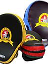 Boxning och kampsport Pad Mits Till Taekwondo Boxing Karate Muay Thai Multifunktion Andningsfunktion Styrketräning pvc PU 1 pcs Gul Röd Blå