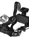 3 Pannlampor Vattentät 1600 lm LED utsläpps 1 Belysning läge med batterier Vattentät Camping / Vandring / Grottkrypning Cykling Fiske / Aluminiumlegering