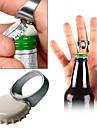 2.2cm Ringsignal Mini Alloy Flasköppnare (Random färg)