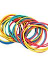 100st / pack färgglada elastiska gummiband för tatueringspistol maskin levererar verktygsutrustning
