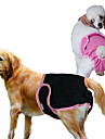Hund Byxor Hundkläder Svart Purpur Blå Kostym Cotton XS S M L XL
