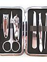 6pcs Rostfritt stål Nail Art Tool Saxar Nail Art Kit Till Nagelband Fingernageö Tånagel Matt nagel konst manikyr Pedikyr Unik design / Klassisk Dagligen