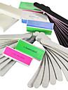 40PCS Nail Art Files & Buffers Nail Art Tool Nail Art Kit Till Fingernageö Tånagel Ministil nagel konst manikyr Pedikyr Enkel / Accessoarer / Klassisk Dagligen