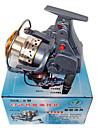Fiskerullar Snurrande hjul 5.2:1 Växlingsförhållande+3 Kullager HÖGERHÄNT Sjöfiske