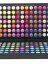 252 färger Ögonskuggor Öga Ansikte Vattentät Matt Skimmrig Glittrig Mode rökig Långvarig Vardagsmakeup Festmakeup Kosmetisk Present