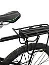 Bike Cargo Rack Max Belastning 60 kg Aluminiumlegering Cykling / Cykel - Svart