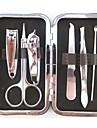 6pcs Rostfritt stål Nail Art Files & Buffers Nail Art Tool Saxar Till Nagelband Fingernageö Tånagel Matt nagel konst manikyr Pedikyr Unik design / Klassisk Dagligen