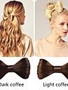 5 färger klassiska Bowknot clip-in peruk hår tillbehör Europen stil