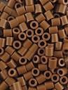 ca 500st / väska 5mm kaffe Perler pärlor smälta pärlor Hama Pärlor DIY sticksåg eva material safty för barn