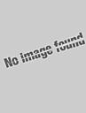 FJQXZ Herr Kortärmad Cykeltröja med shorts - Silver / Svart Cykel Klädesset, Vindtät, Andningsfunktion, 3D Tablett, Snabb tork, UV-Resistent Mesh Linjer / vågor