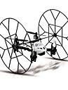 h1 himmel walker 2.4GHz 4CH mini rc klättervägg UFO quadcopter med gyro