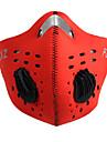 Sport Mask Skyddsmask mot Förorening Herr Dam Cykling / Cykel Cykel / Cykelsport Vindtät Snabb tork Damm säker Vinter Mesh Orange Röd Blå / Bergscykling / Vägcykling