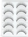 Ögonfrans Sminkredskap Lösögonfransar Volym Naturlig Tjock Fiber Dagligen Tjock Naturligt långa - Smink Vardagsmakeup Kosmetisk Skötselprodukter